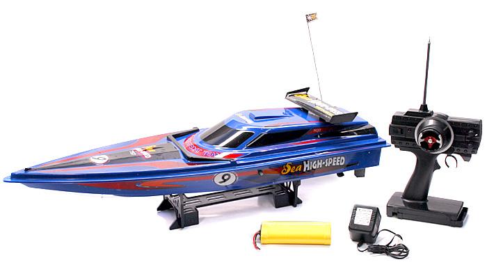 bateau s speed