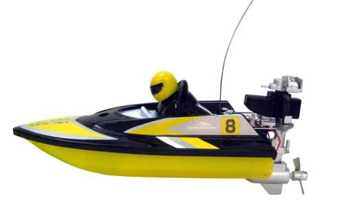 BATEAU SEA JET YELLOW NINCO