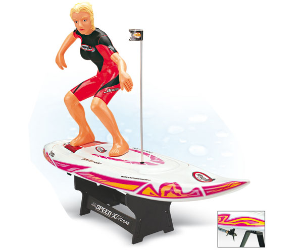 Le surfeur RC